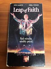 Leap of Faith (VHS, 1993)