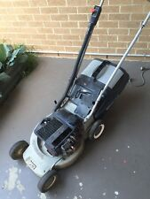 Victa 2 Stroke Lawn Mower Catcher + Extras Victa Power Torque Grass Cutter 3023