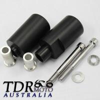 Frame Sliders Crash Protector Knob Suzuki GSXR 600 / 750 2004-2005 Knob Black