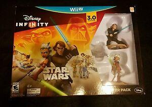 Disney Infinity 3.0 Edition Star Wars Starter Pack (Nintendo Wii U) Video Game