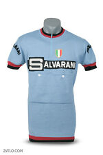 SALVARANI vintage wool jersey, new, never worn M