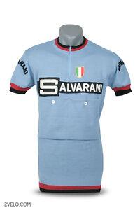 SALVARANI vintage wool jersey, new, never worn L