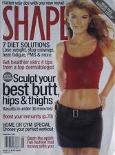 MARISA MILLER September 2002 SHAPE Magazine