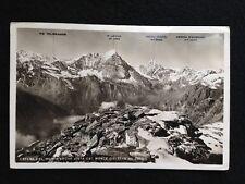 A011 - 1938 Monte Leone da Monte Cistella formato piccolo frazionario Varzo