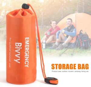 Portable Outdoor Camping Hiking Waterproof  Emergency Travel Tent Storage Bag.