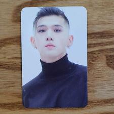BM Official PhotoCard Kard 4th Mini Album Red Moon Kpop Genuine