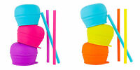 Boon - Snug Straw 3pk Lids
