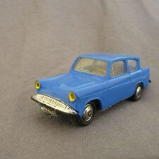 123E Norev 67 Ford Anglia Bleu 1:43
