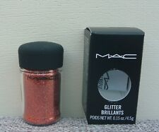 MAC Glitter Brilliants, #Copper, 4.5g / 0.15oz, Brand New In Box!!