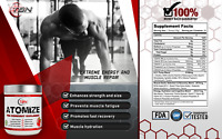 Stim Free Pre Workout ATOMIZE, Amazon's Best Seller of the Year.