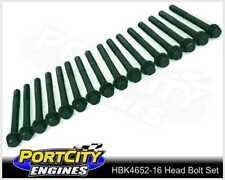 Head Bolt Set Hyundai V6 G6BA Santa Fe Sonata Tucson 2.7L Petrol HBK4652-16