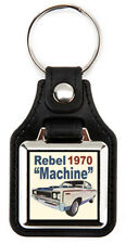 AMC 1970 American Motors Rebel Machine - Key Chain Key Fob