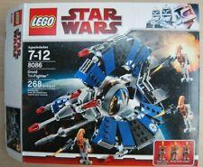 Lego Star Wars Droid Tri-Fighter Set 8086 No Minifigures
