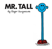 MR TALL - Vol 31 - Mr Men Story Book - Mr Men Library - NEW