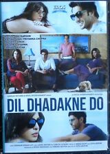 DIL DHADAKNE DO  HINDI BOLLYWOOD MOVIE (2015)DVD, HIGH QUALITY PICTURE & SOUNDS