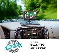 Universal GPS Holder Nav Mat II Dash Mount Garmin Ultra Thin Portable Car Grip
