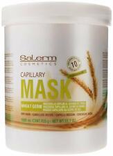 Salerm Capillary Mask Wheat Germ 1000 ml / 33.7 Oz. FOR DRY HAIR