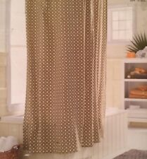 "Threshold Yellow Circle Shower Curtain 72"" x 72"" - Brand New Sealed - Fast Ship"