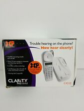 Clarity Professional C4210 Amplified Cordless Phone with caller Id