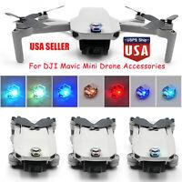 NEW For DJI Mavic Mini Drone LED Strobe Lamp Flash Navigation Light Recharge USA