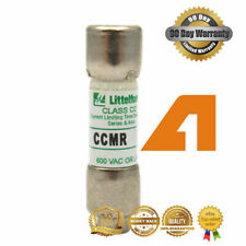 CCMR-1 1/4 Littelfuse 1.25 Amp 600V  Time Delay Fuse 10*38 10 Pcs NEW