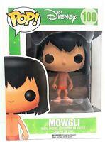Funko Pop Mowgli # 53 The Jungle Book Disney Vinyl Figure Brand New