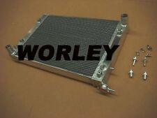3 core aluminum radiator fit HOLDEN  Commodore VN VG VP VR VS V6 3.8L  AT/MT
