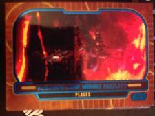 Star Wars 2012 Galactic Files 2 #650 Klegger Corp Mining Facility BLUE 163/350