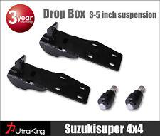 HD Drop Box Suit 3-5 inch Suspension Lift Kit GQ Y60 GU Y61 Patrol Nissan Set