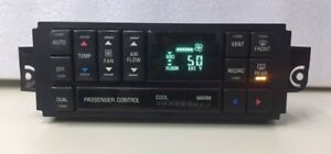 1997 Buick Century/Regal Rebuilt Climate Control / HVAC - WARRANTY