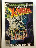 Uncanny X-Men #120, VG 4.0, 1st appearance Northstar, Aurora, Shaman