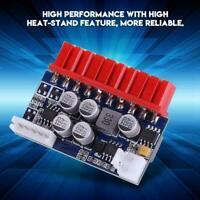Pico ATX Switch PSU Car Auto Mini PC ITX Power Supply Module DC 12V 90W 20Pin