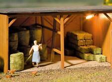 Heuballen 100 Stück AlsaCast Spur H0 8710.147 Bausatz Landwirtschaft OVP N