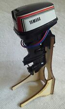 Toy Outboard Motor Display Stand - You Assemble in 2 minutes-NEW