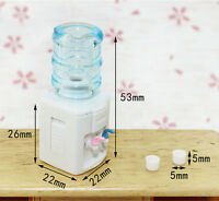1PC 1:6 Scale Drinking fountains Dollhouse Miniature Accessories Toy Jh