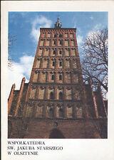 Madej, Wspolkatedra Sw. Jakuba Starszego Olstzyn, St. Jacobi Allenstein, 1980