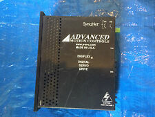 Advanced Motion Controls DQ113EE30A40LACB Servo Drive,