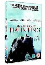 An American Haunting DVD BASED ON TRUE EVENTS A ghost story dating back to 1817