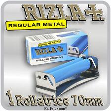 RIZLA ROLLATORE METALLO - ROLLATRICE PER SIGARETTE CARTINE CORTE - RULLATRICE