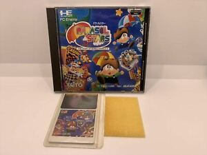 PC Engine Parasol Stars THE STORY OF BUBBLE BOBBLE TaitoJapan Import Game