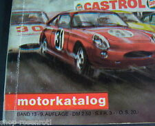 Motorsport Auto Katalog 1964/1965 -100 Sportwagen