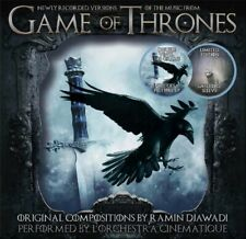 Music From GAME OF THRONES: Vol 2 Vinyl LP Ramin Diawadi/L'Orchestra Cinematique