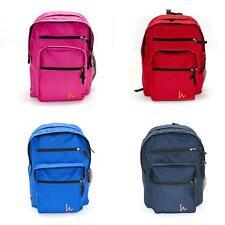 NEW Hakki Zipper Closure Water-Resistant Bag Lightweight School Backpack