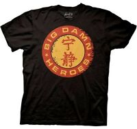 Firefly Serenity Big Damn Heores Licensed Adult T Shirt