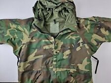 Military Tennessee Apparel Corp Men XL Parka Cold Weather Camouflage Hood Jacket