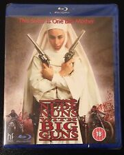 NUDE NUNS WITH BIG GUNS Blu-Ray UK Release Region Free & Rare! Free US Shipping!