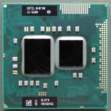 "Intel Core i5 560M 2.66GHz Socket PGA 988 Dual Core CPU + "" FREE "" Thermal Paste"