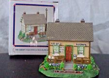 Rare ~ Liberty Fall~Post~Telegraph Office~New/Broke Ah401 Snow Village Figur