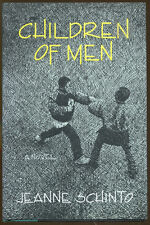 Children of Men by Jeanne Schinto-Stated First Edition/DJ-1991