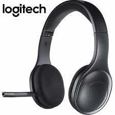 NEW Logitech H800 Wireless Headphones Headset Noise-Cancelling Microphone